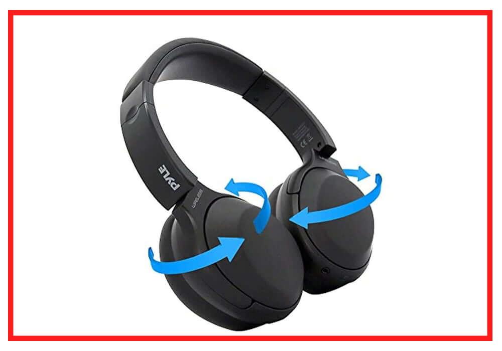 Bluetooth Active Noise Canceling Headphones