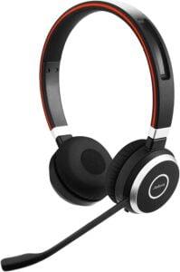 Jabra Evolve 65 UC Wireless Headset, Stereo