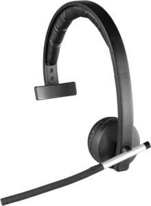Logitech Wireless Headset H820e Single