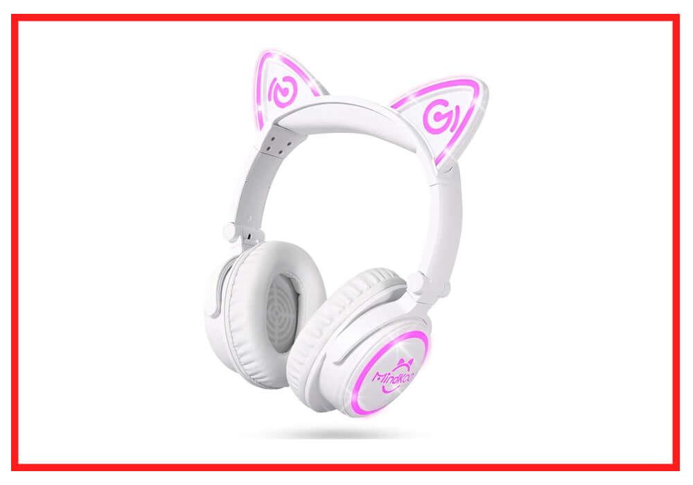 MindKoo Bluetooth Headphones