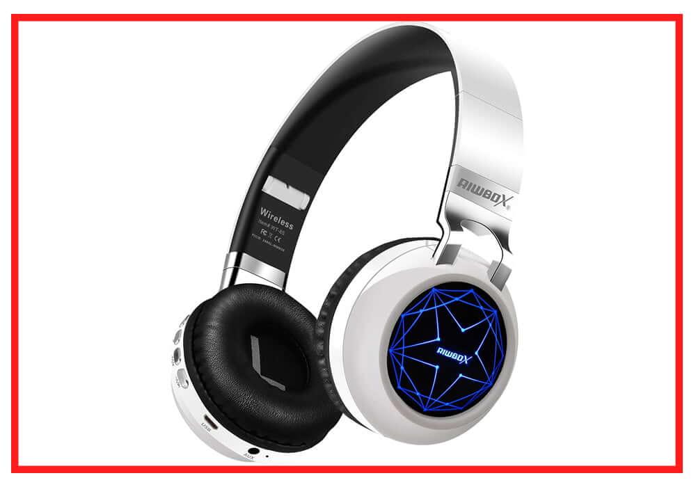 Riwbox WT-8S Bluetooth Headphones