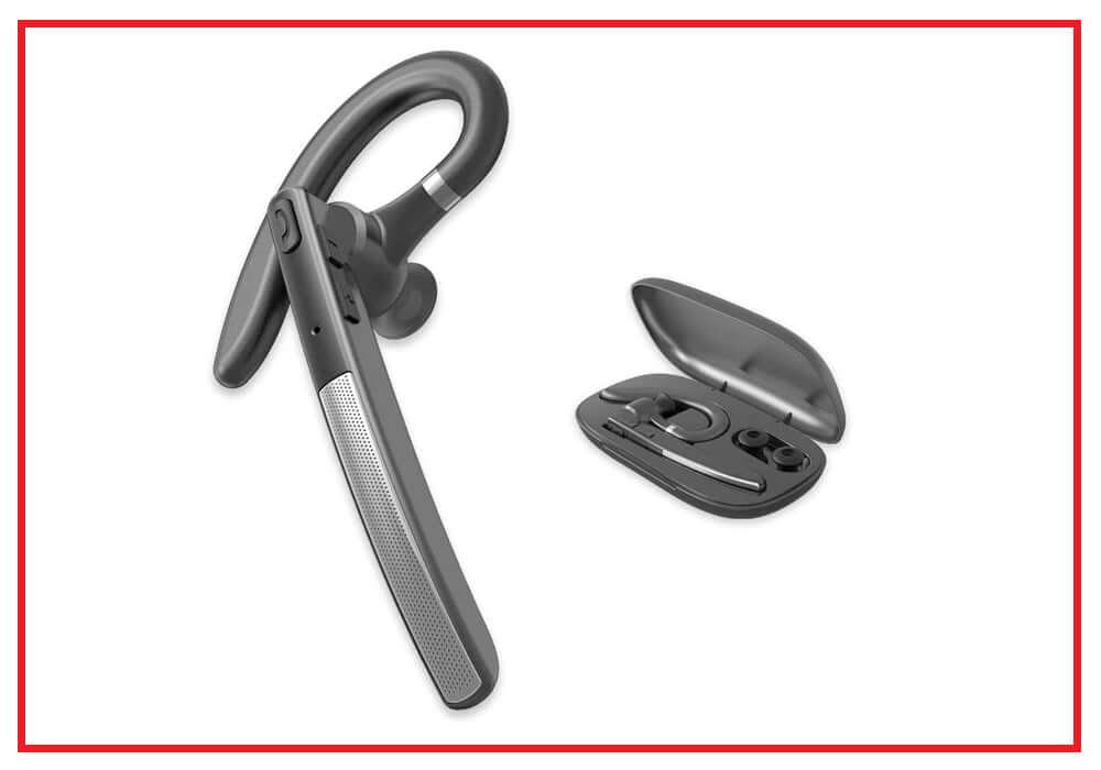 Bluetooth Headset Bluetooth Earpiece for Cellphones