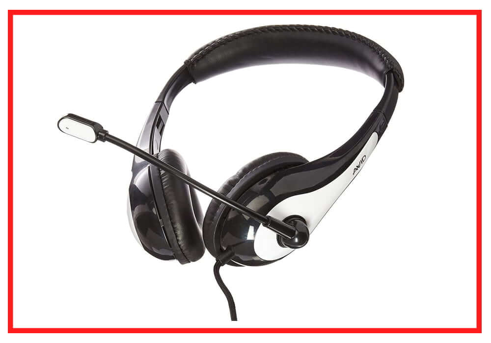 Headphone with OOM Microphone