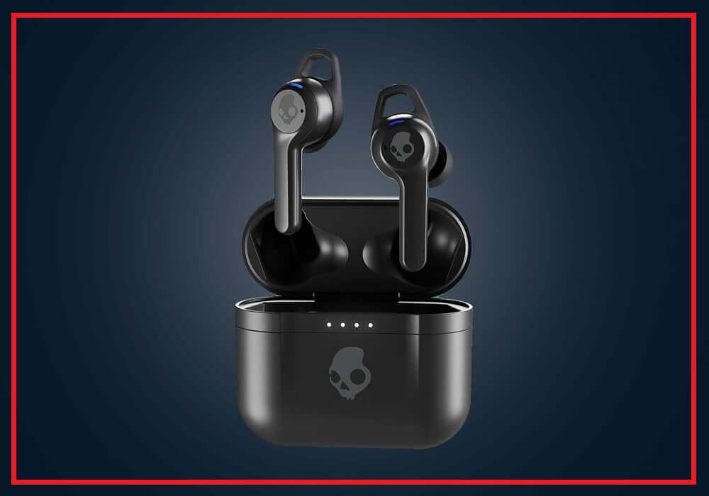 Skullcandy Indy ANC True Wireless Noise Cancelling in-Ear Earbud - True Black (1)