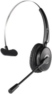 Headset with Boom Microphone for Truck Driver