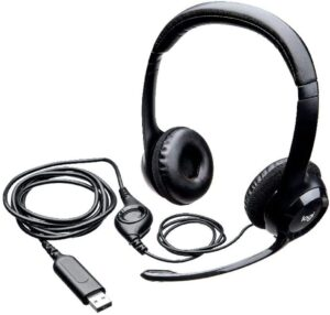 Logitech ClearChat ComfortUSB Headset H390