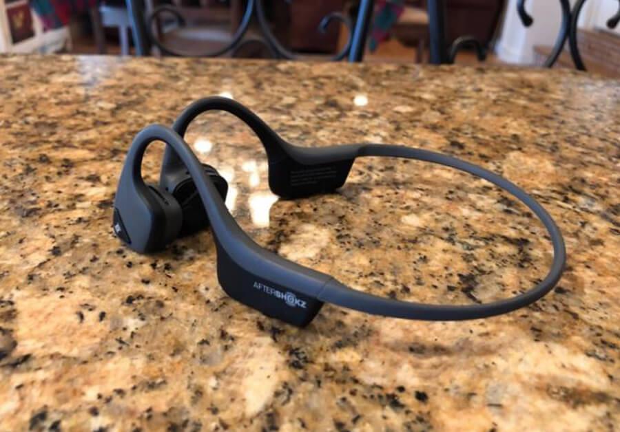 AfterShokz Air Open Ear Wireless Bone Conduction Headphones (2)