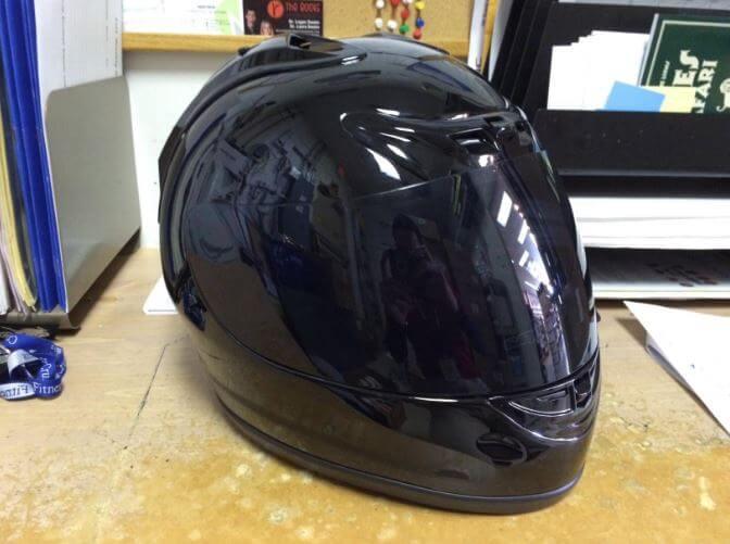 Fuel Helmets SH-FF0016 Unisex-Adult Full Face Helmet
