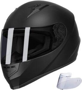 Full Face Motorcycle Street Bike Helmet