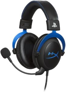 HyperX Cloud Official Playstation Licensed Gaming Headset