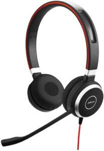 Jabra Evolve 40 UC Professional Wired Headset