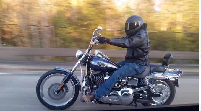 Lightweight Full Face Motorcycle Street Bike Helmet