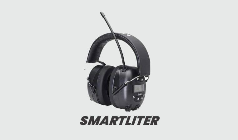Headphones with Bluetooth and Radio