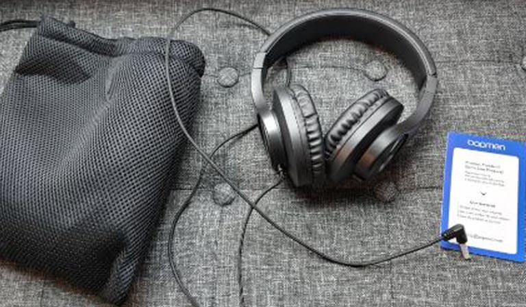 Bopmen S80 Bluetooth Over-Ear Headphones