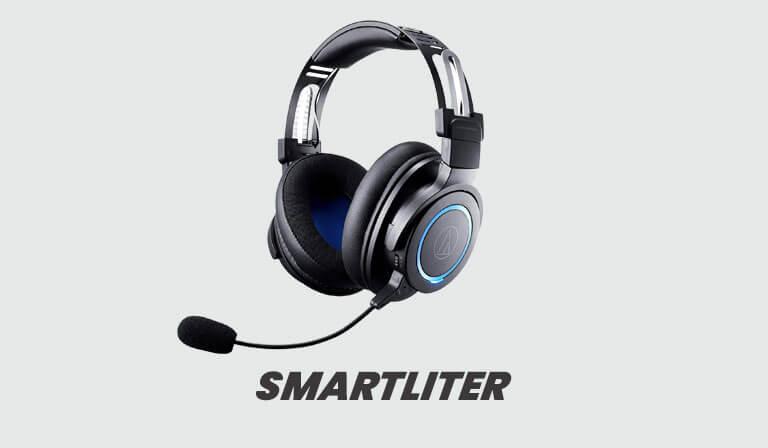 Audio-Technica ATH-G1WL Premium Wireless Gaming Headset