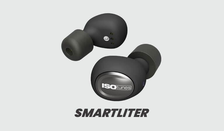 ISOtunes Free True Wireless Earplug Earbuds