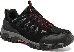 Waterproof Hiking Shoes Lightweight Anti Slip Outdoor