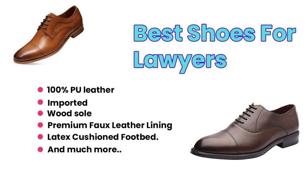 Best Shoes For Lawyers